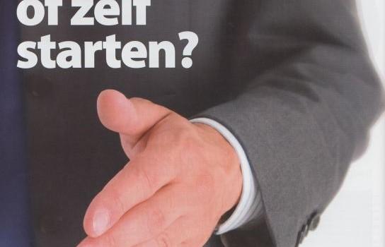 Entrepreneur Magazine | Overnemen of zelf starten?