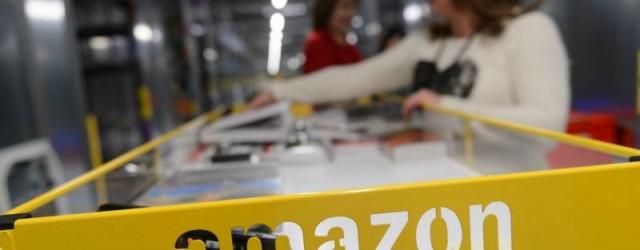 Amazon heeft een Nederlandse shop geopend