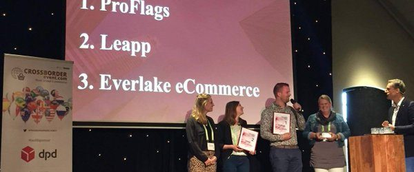 Everlake pakt derde plaats in CrossBorder Top 30 Award